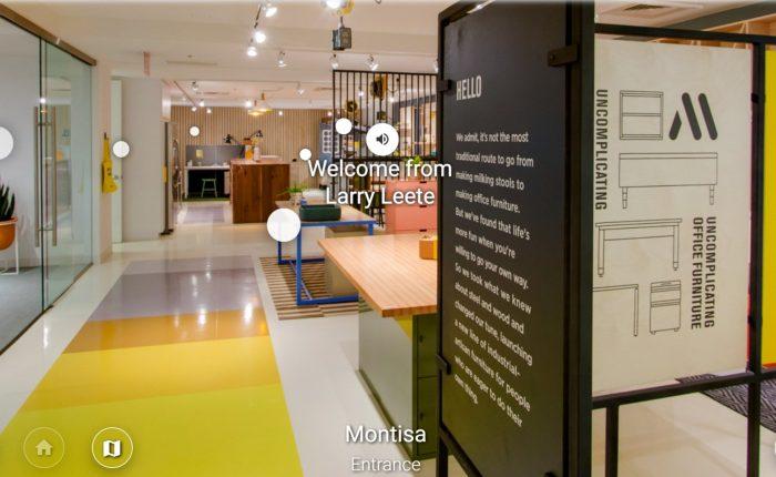 Montisa Virtual Showroom